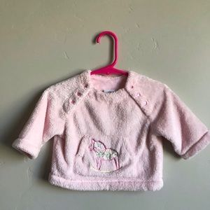 Hanna Andersson size 60 baby warm sweater